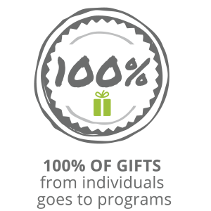 100% of Gifts